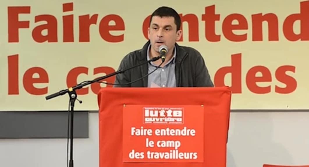 Eddy Le Beller (LO) : « on est pour la régularisation de tous les clandestins » [interview]