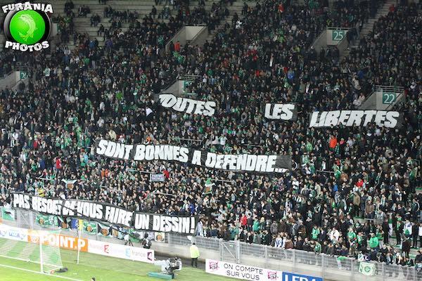 Ligue 1. Déplacements de supporteurs interdits, colère de supporteurs