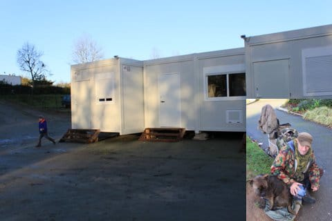 Ploërmel. Des migrants logés en mobil-home, des autochtones à la rue. [témoignages]