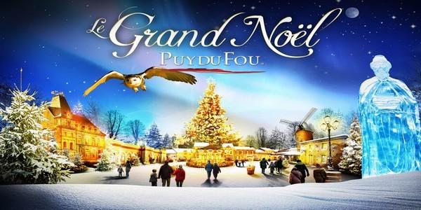 Puy du Fou. Un Grand Noël à ne pas manquer