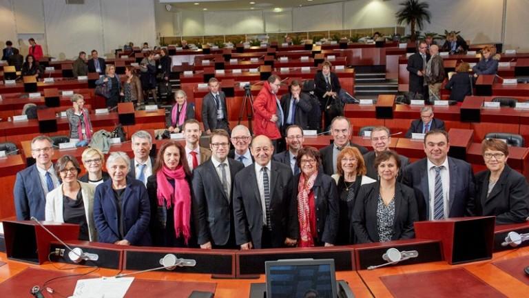 Bretagne. Le Drian définit six priorités pour le nouveau conseil régional