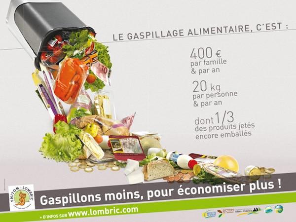 Gaspillage alimentaire : après la prévention et les avertissements, une loi contraignante