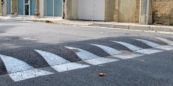 Plus De 2000 Ralentisseurs Sur Le Territoire De Nantes Metropole