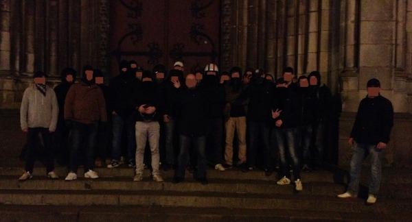 Nantes. L'agression des « antifas » contre une cérémonie en hommage à Louis XVI a tourné court