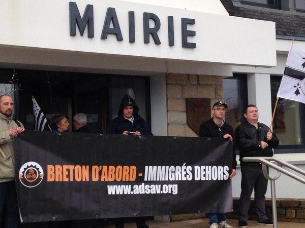 « Migrants » à Fouesnant. « L'État bafoue toute la démocratie locale »