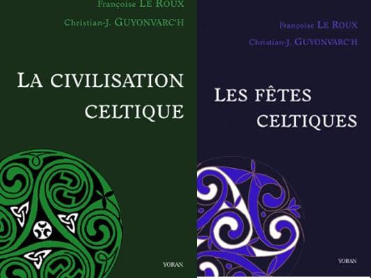 Nouvelle édition des Fêtes celtiques et de La civilisation celtique ( Le Roux – Guyonvarc'h)