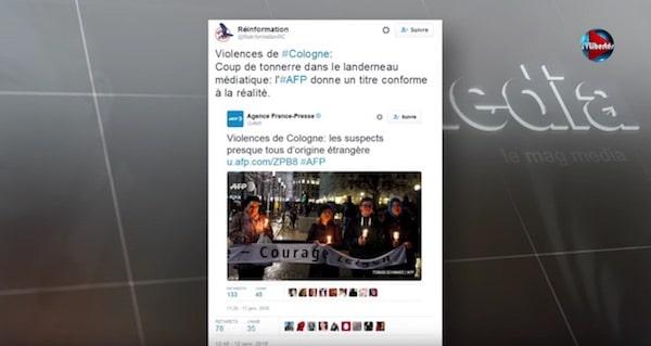 I Média S2e40 – Cologne, guerre sexuelle mondiale ? [video]