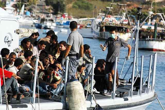 Saint-Nazaire.  40 « migrants » favorisés au détriment des gens du coin ?