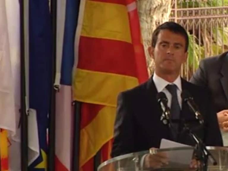 Négation de la nation corse. Le coup de menton du Catalan Valls