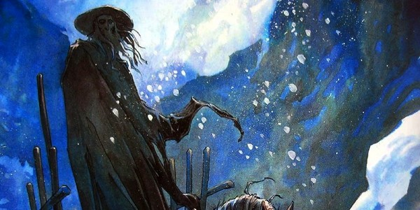 Les contes de l'Ankou (bande dessinée)