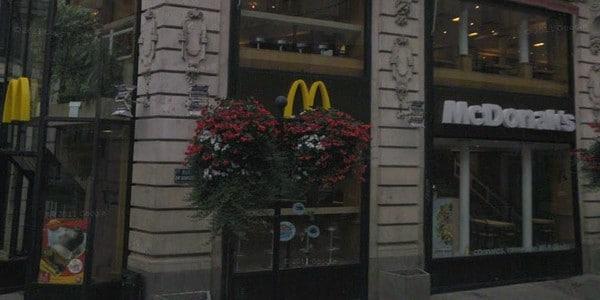 Nantes. Le McDonald's du centre-ville fermé pour manque d'hygiène