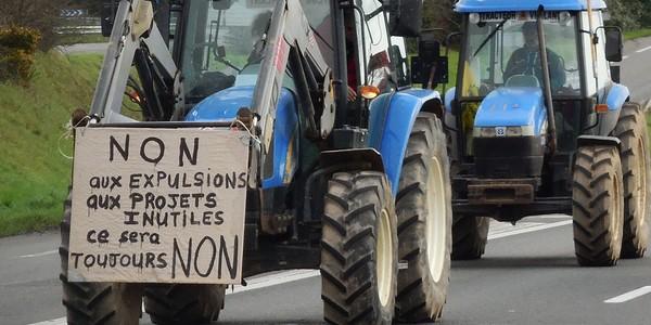 Notre-Dame-des-Landes : 5 sous-préfectures de l'Ouest occupées par les opposants