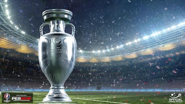 PES 2016. Konami annonce la sortie de la DLC Uefa Euro 2016 en exclusivité