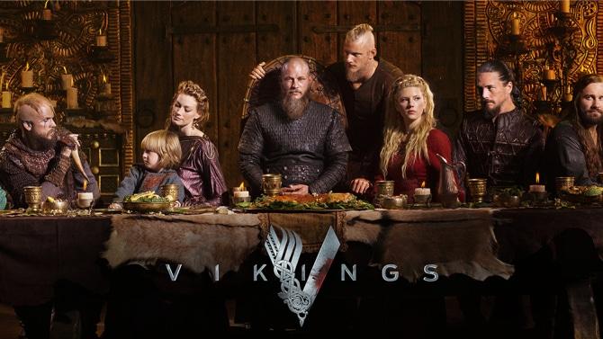 La 4ème saison de la série Vikings a démarré