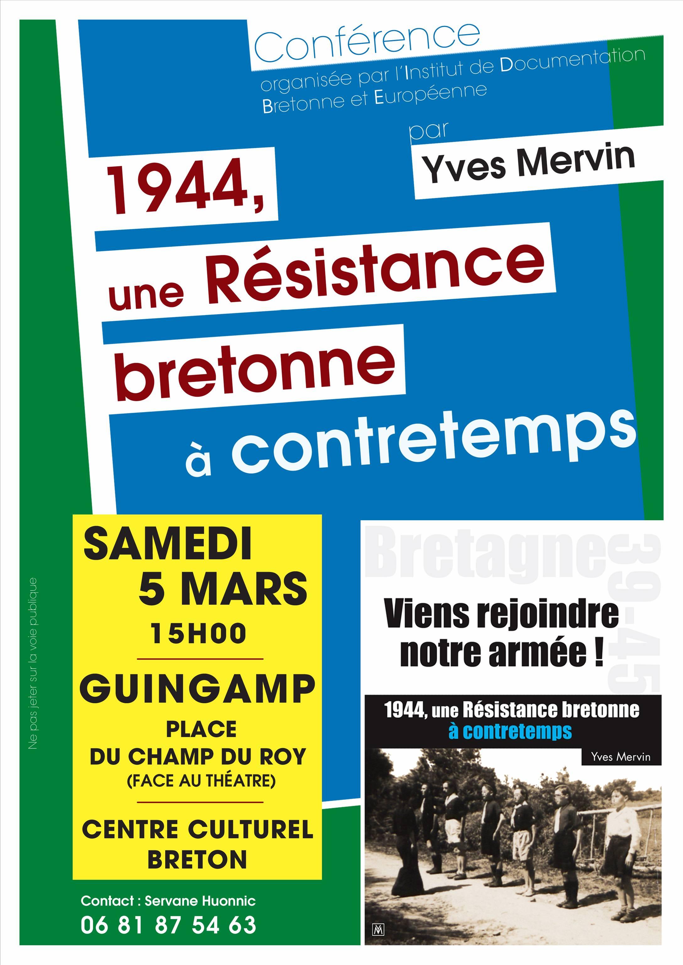 VRNA - conférence 5 mars 2016