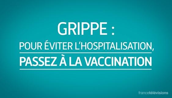 Grippe. 12 personnes vaccinées hospitalisées dans un état grave