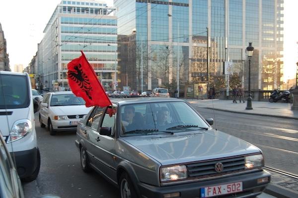 Brest. Des immigrés albanais et kosovars squattent les couloirs d'un logement social