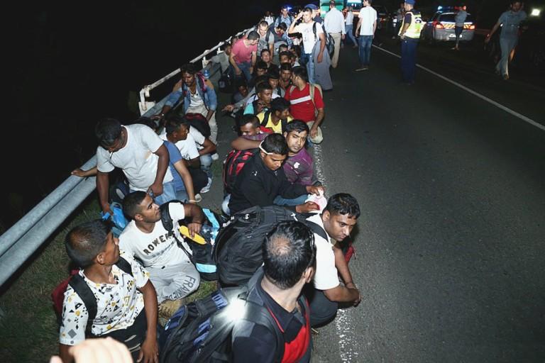 Migrants de Calais. Le point sur la répartition imposée à la Bretagne