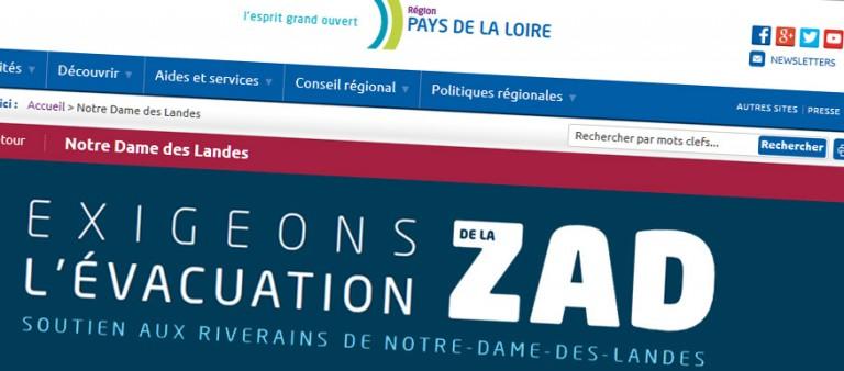 La ZAD de Notre-Dame-des-Landes, zone de non-droit ou zone sécurisée ?