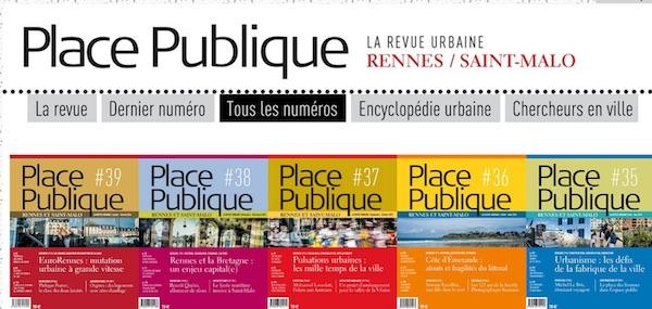 Rennes. La revue « Place Publique », exemple de la faillite de la presse subventionnée