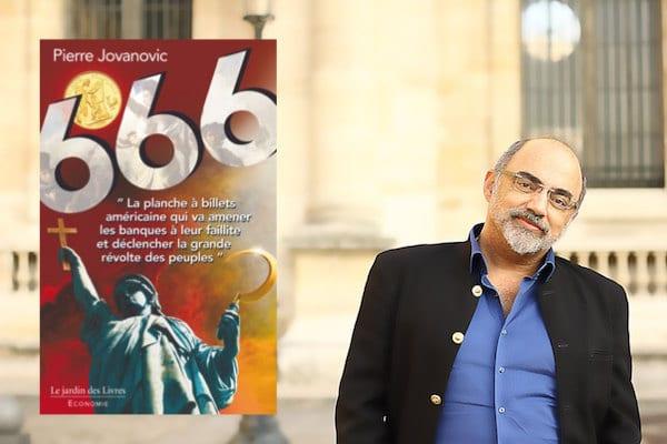 Vannes. Pierre Jovanovic en dédicace à la librairie Cheminant le samedi 19 mars