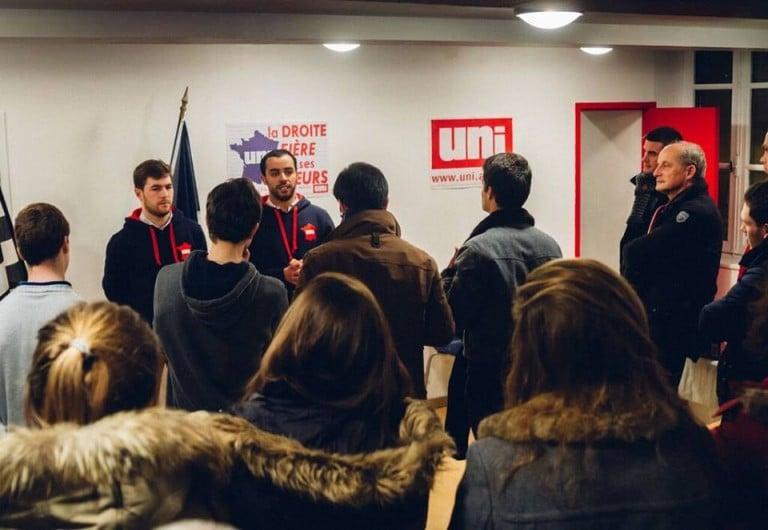 Rennes. Des antifas agressent le responsable de l'UNI
