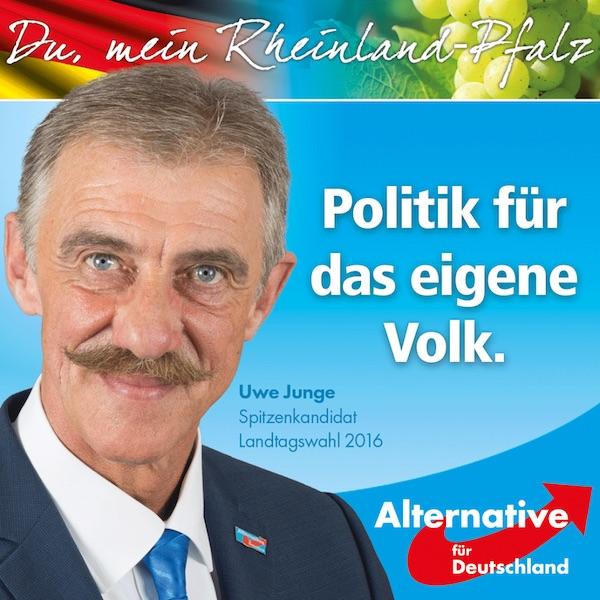 Uwe Junge affiche - copie