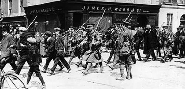 Irlande. Retour sur l'insurrection de Pâques 1916, cent ans après