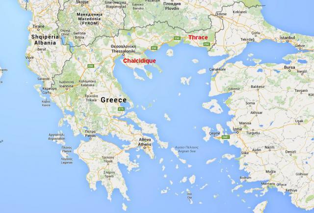 Union Européenne. Aube Dorée conteste l'influence de la Turquie en Grèce[video]