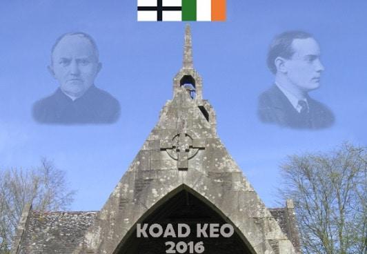Scrignac. L'Unvaniezh Koad Keo commémorera Pâques 1916