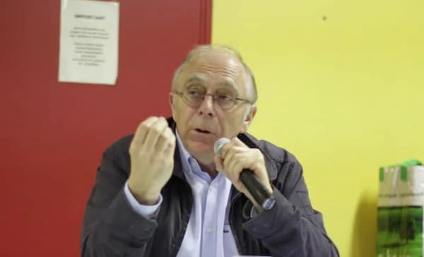 Locarn. Bouleversements et fractures du Nouveau Monde, le vendredi 22 avril avec Jean-Pierre Le Goff