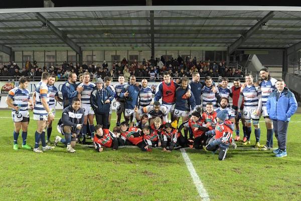 Rugby Club de Vannes : en route vers la pro D2 de rugby ?