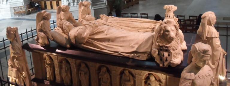 Le tombeau de François II : le monde de la Renaissance vu par Anne de Bretagne