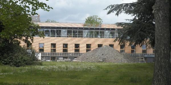 Ancenis. La verrue construite dans la cour du château déclarée illégale par le Conseil d'État