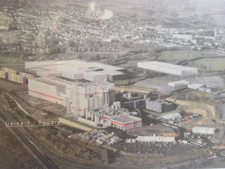 Carhaix. L'ogre chinois annonce une voire deux nouvelles usines Synutra pour asseoir sa domination économique