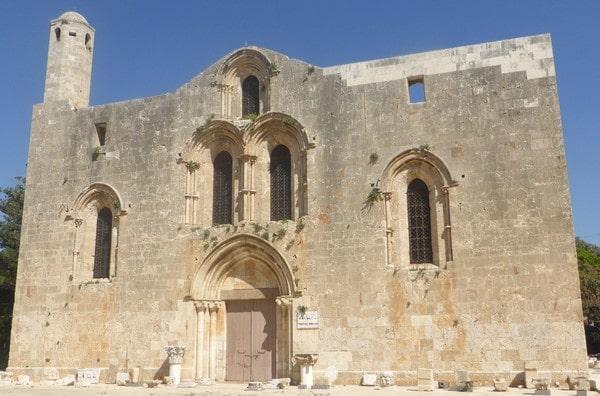 Tartous la cathédrale Notre dame