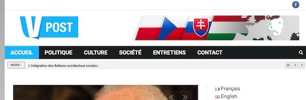 Le Visegrád Post, un média francophone et anglophone sur l'Europe Centrale [interview]