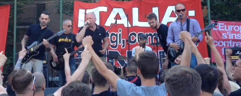 Un concert à Rome. Dans la poussière de la Tanière des Tigres [ reportage ]