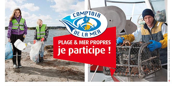 Comptoir de la mer organise une journ e plages et mers - Comptoir metallurgique de bretagne brest ...
