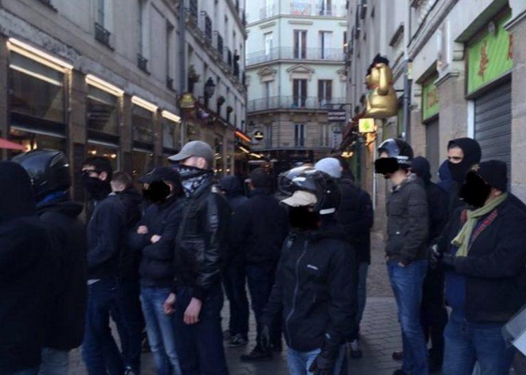 Nantes. Le collectif « Defend Naoned » veut protéger le centre-ville des casseurs