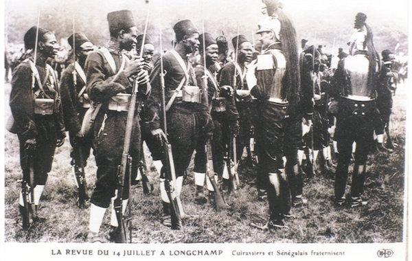 La France n'a pas gagné la Première guerre mondiale grâce à l'Afrique et aux Africains