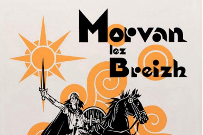 Livre. Morvan lez Breizh, Roi des Bretons. Par Gilbert Siou