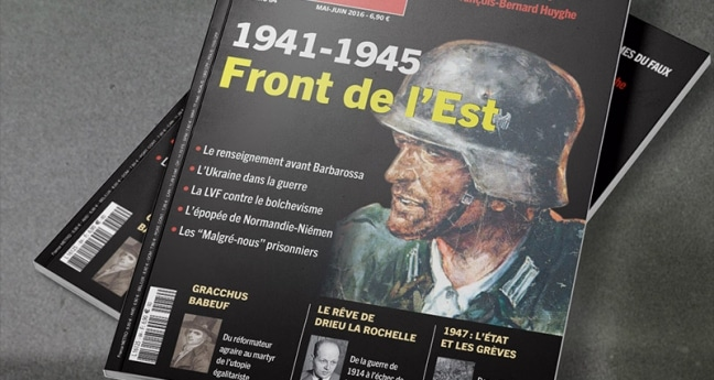La Nouvelle Revue d'Histoire n°84 : 1941-1945, Front de l'Est