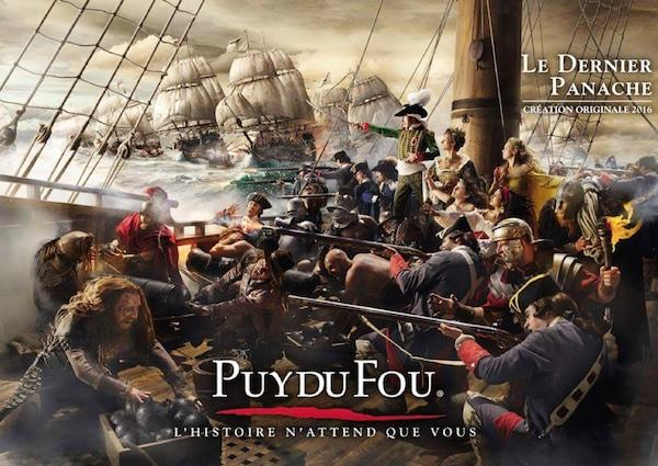 Puy du Fou: le dernier panache de Charette