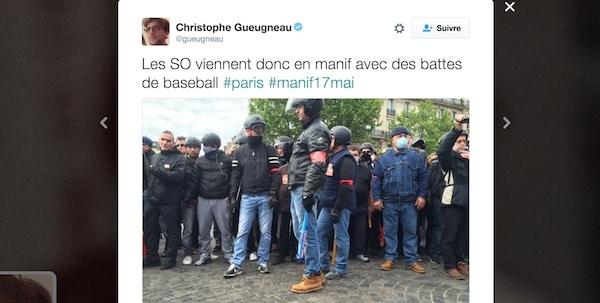 Loi Travail. La CGT et FO : syndicats ou groupes armés ?: