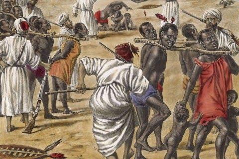 Mémoires de l'esclavage. La traite arabo-musulmane : 17 millions d'esclaves