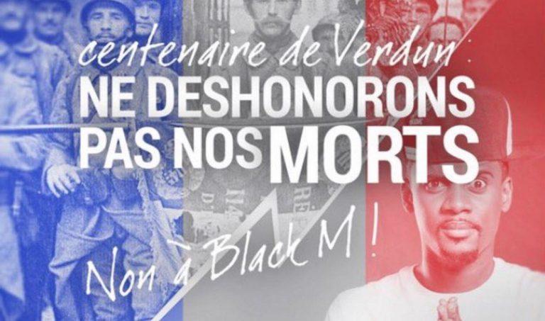 Verdun 1916. Scandale autour du concert de Black M programmé pour les commémorations
