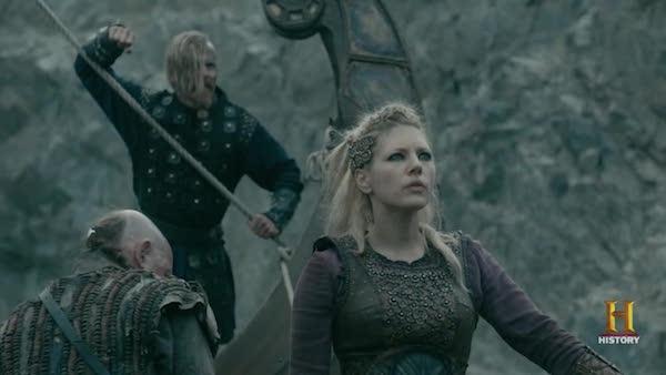 Séries. Vikings saison 4. Un début de saison mitigé.