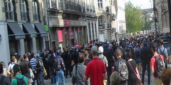 Loi Travail. Importants blocages à Nantes, Brest et Saint-Nazaire
