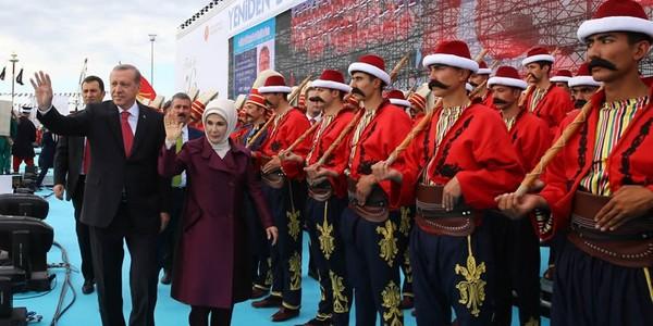 Turquie. Erdogan le Conquérant